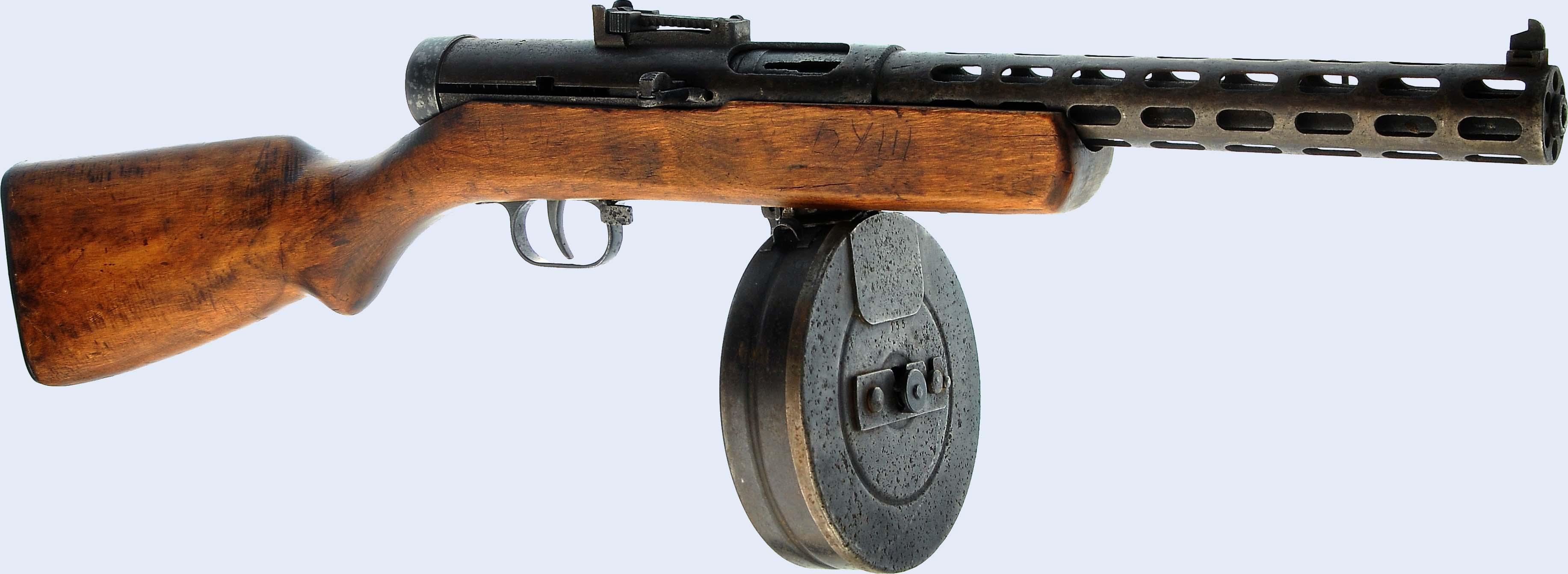 Pistolet-pulemet Degtyareva (PDD)