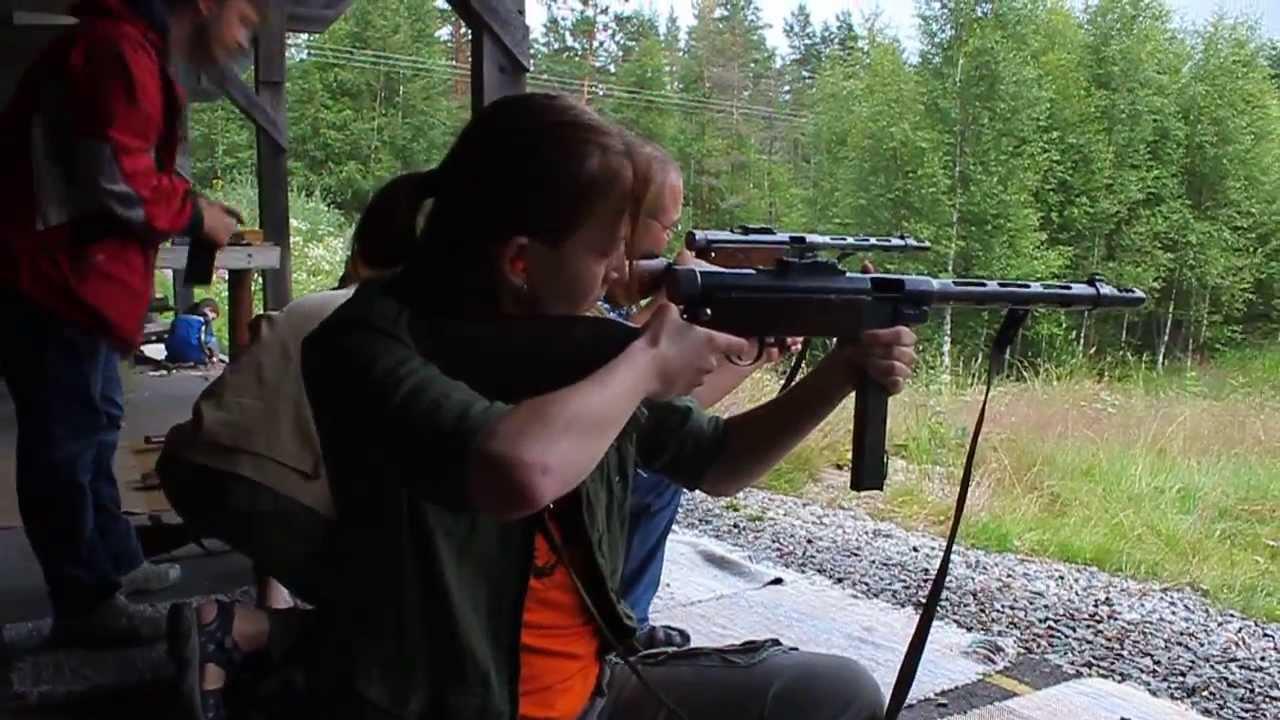 Pistolet-pulemet Suomi