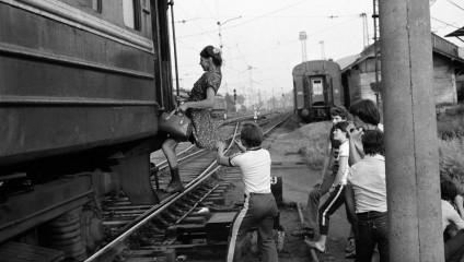 Советский союз глазами фотографа Владимира Воробьева