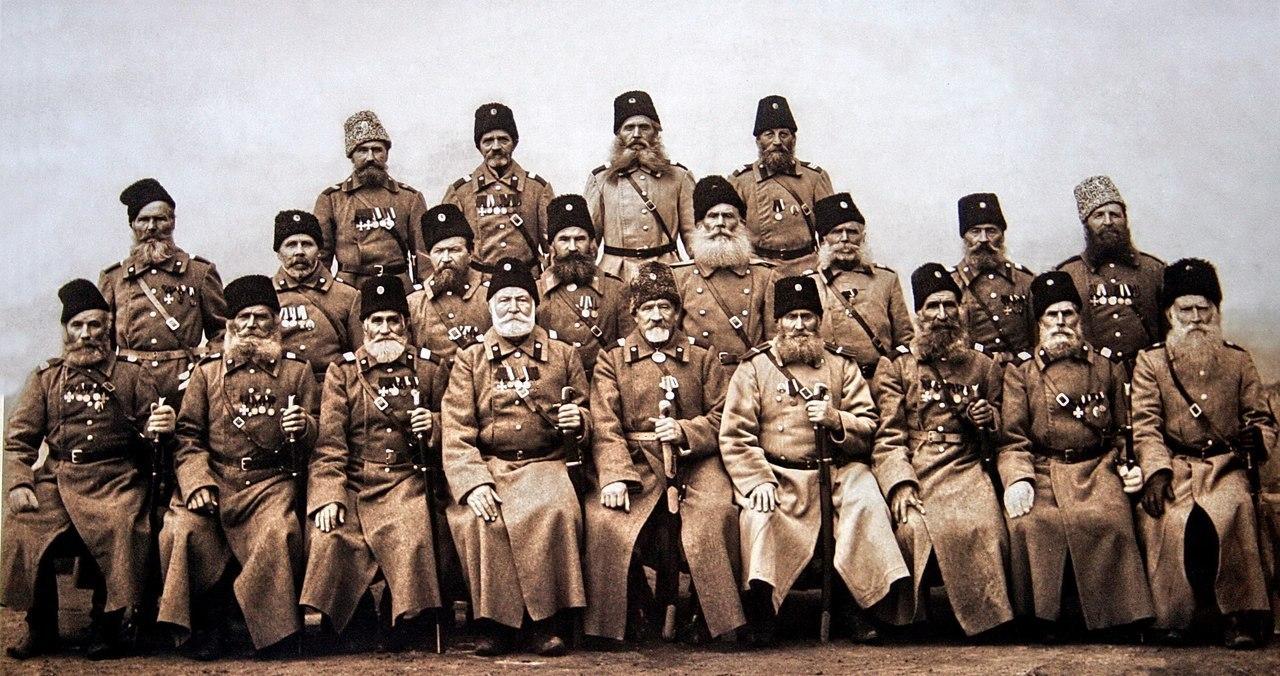 Atamany Verkhnego Dona. 1912 god.