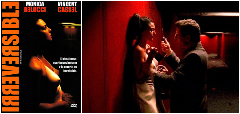 Фильм «Необратимость», 2002 Франция