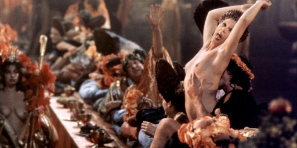 Кадр из фильма Калигула (1979)