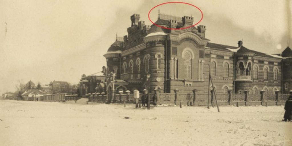 Иркутск 1891 года
