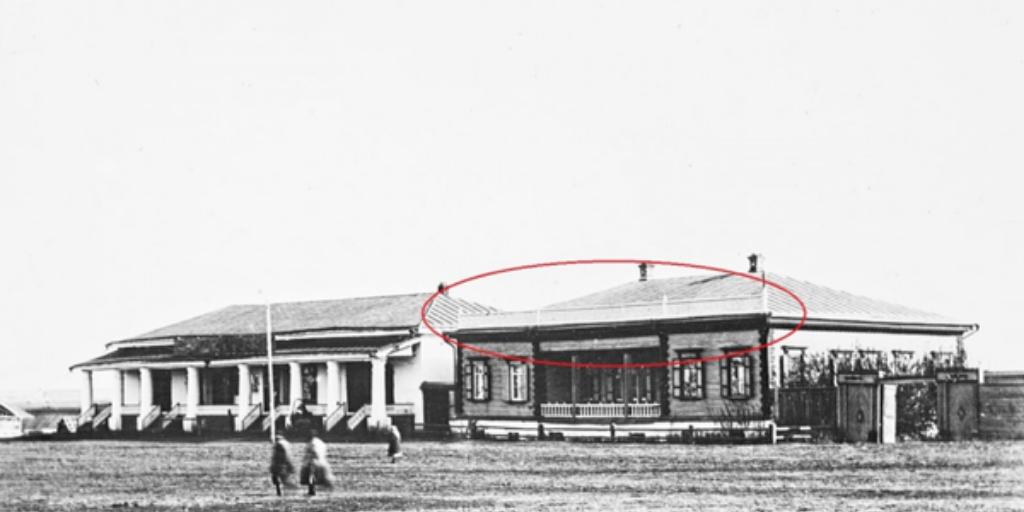 Курган 1876 год