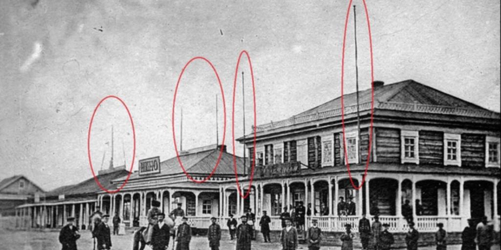 Благовещенск 1891 год