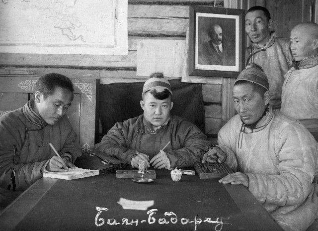 Тувинский Сталин – Баян-Бадорху