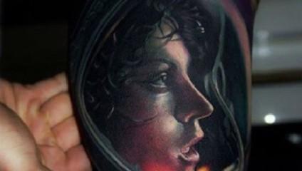 25 картин на теле: новая подборка татуировок