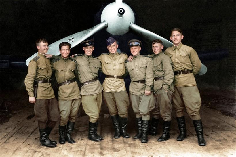 102-й гвардейский истребительный авиационный полк, 1943 год
