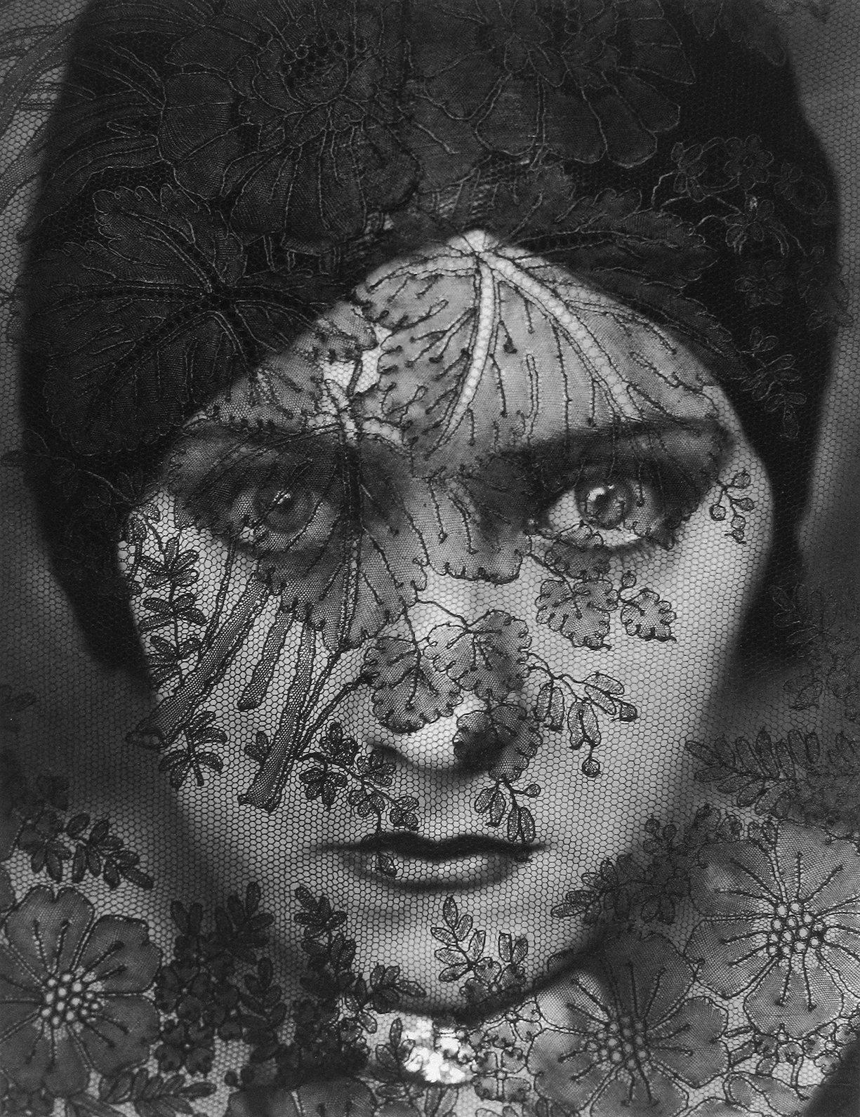 Глория Свенсон, 1924.  Фото: Эдвард Штайхен