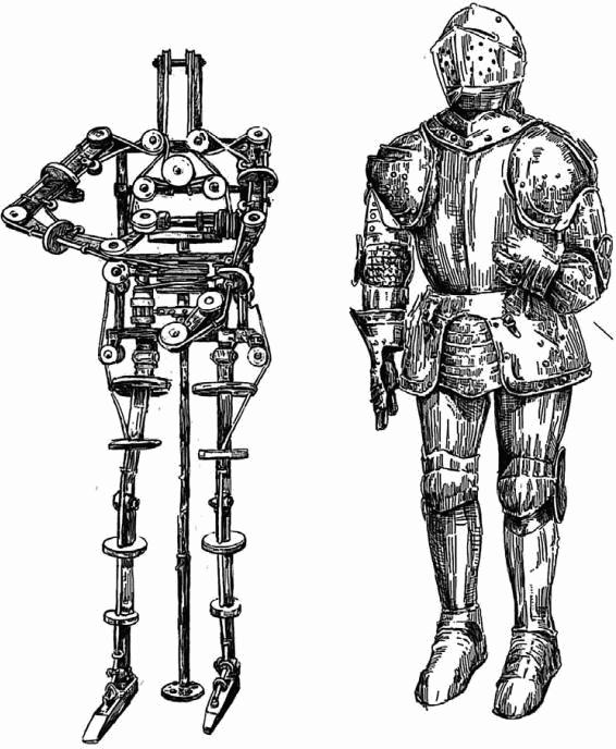 Рыцарь-робот