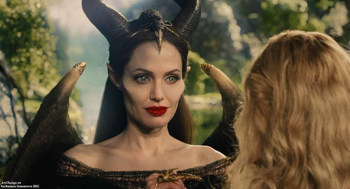 Малефисента (Анджелина Джоли)