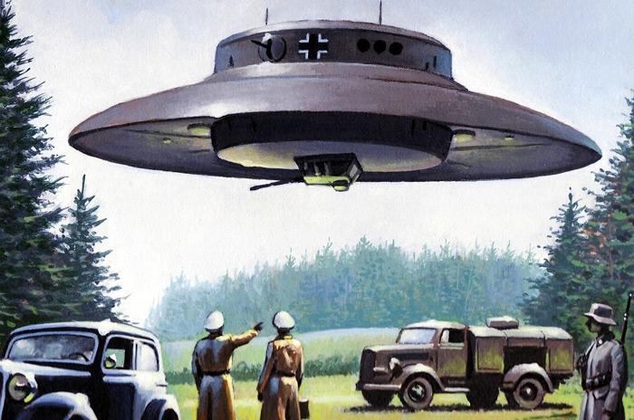 О разработках Третьего Рейха в области «летающих тарелок» сегодня известно немало, однако вопросов с годами не становится меньше.