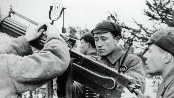 Неформальные отношения солдат советской армии с немцами во время войны
