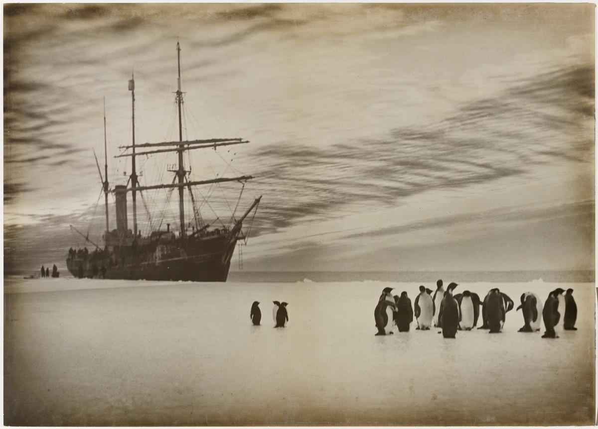 Antarctica_1911_fotograf_Frank_Hurley_16