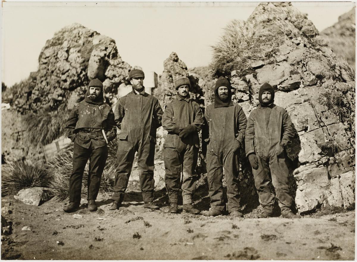 Antarctica_1911_fotograf_Frank_Hurley_30