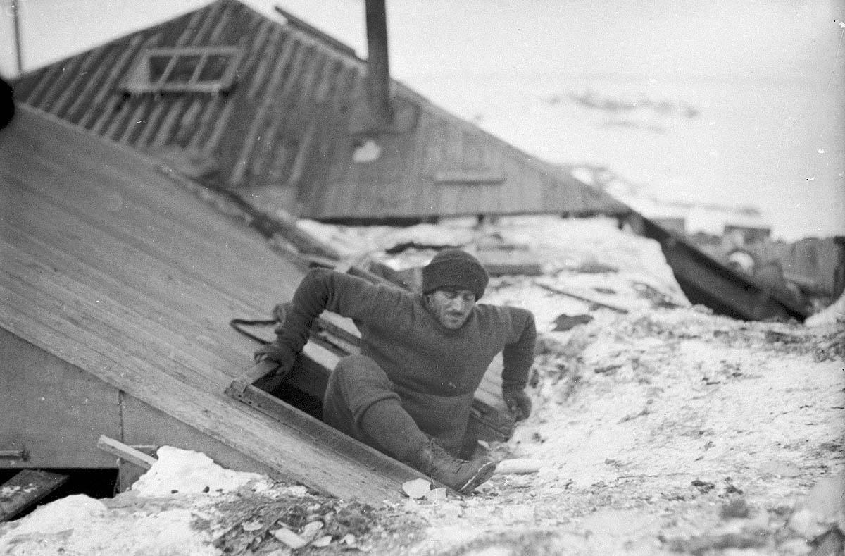 Antarctica_1911_fotograf_Frank_Hurley_57