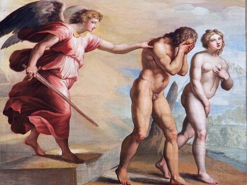 Ева: первая грешница на земле