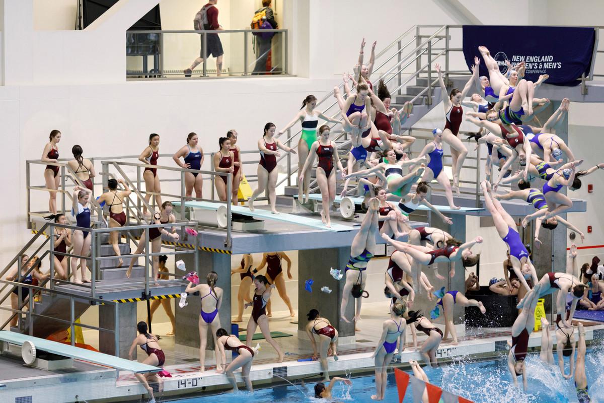 Часы борьбы в одной фотографии Пелле Касса: самые необычные изображения спортивных мероприятий