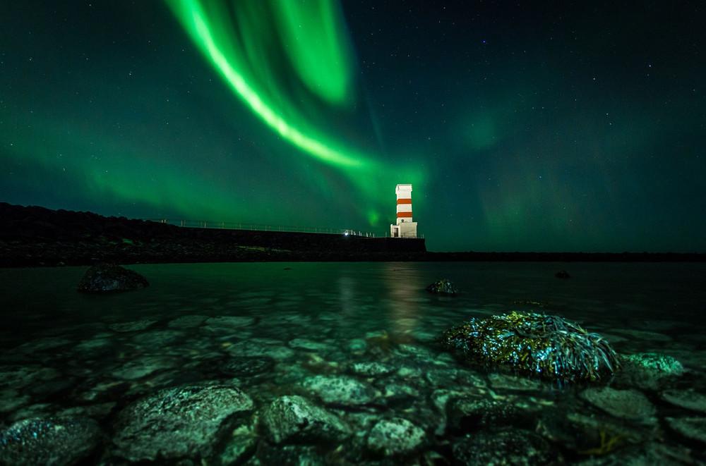 Garðskagi, Исландия