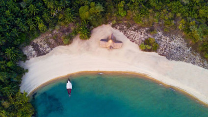 С высоты птичьего полета краски ярче: лучшие фотографии квадрокоптеров