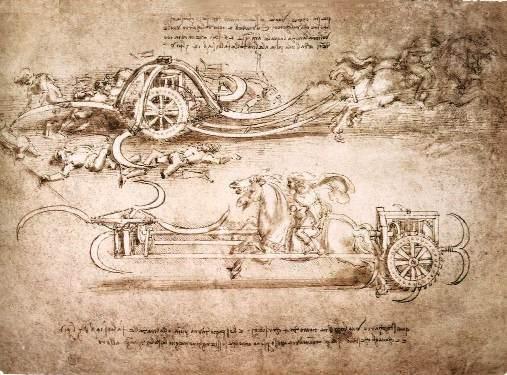 Закрытая колесница