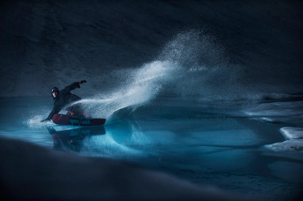 Финалист в категории «Энергия». Национальный парк Фолгефонна, Норвегия.