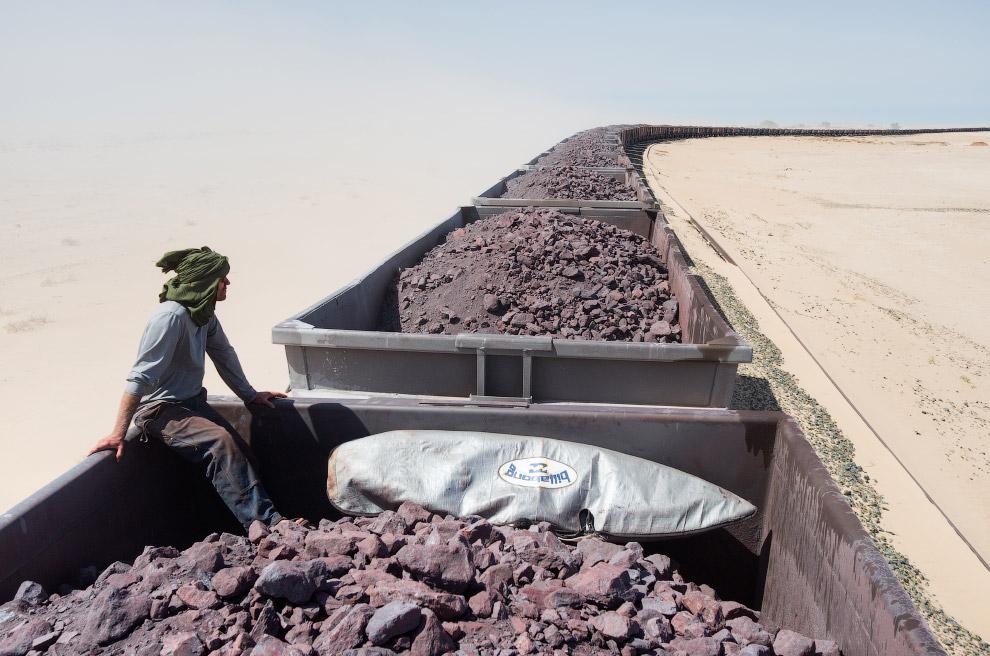 Победитель в категории «Образ жизни». Мавритания.