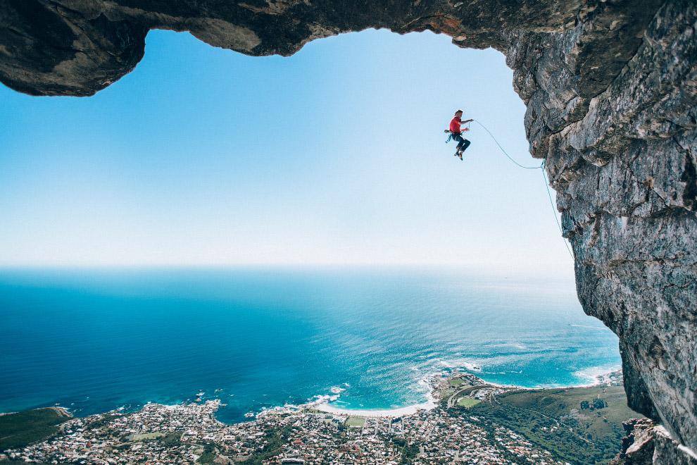 Победитель в категории «Крылья». Кейптаун, Южная Африка.