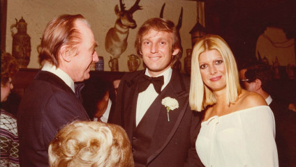 Семейный архив: фотографии Дональда Трампа, в которых показана его мягкая сторона
