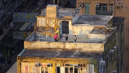 Жизнь на высоте: «Бетонные истории» Гонконга
