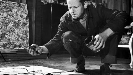 Видео: великие художники за работой - Пикассо, Моне, Поллок и другие