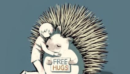 То, что невозможно описать словами: рисунки японца рассказывают о чувствах людей