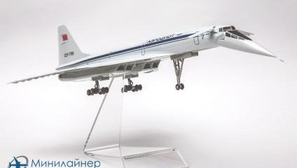 Ту-144 – первый сверхзвуковой самолет: история от начала и до конца