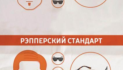 Какие очки выбрать бородачам: наглядное пособие