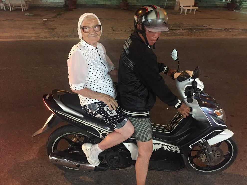 90 лет не повод унывать: бабушка-путешественница из России