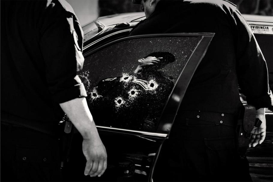 Из серии о преступности в Латинской Америке. Второе место в категории «Репортаж: Фотоэссе».