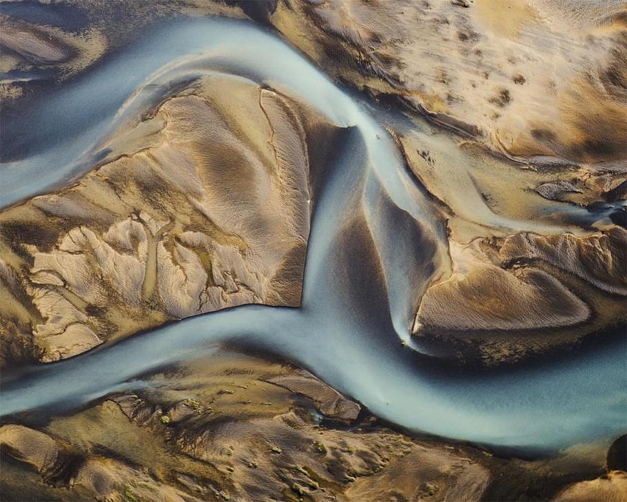 Первое место в категории «Природа: Аэровоздушные снимки».