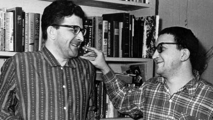 Жизнь великих фантастов: 10 фактов из истории братьев Стругацких