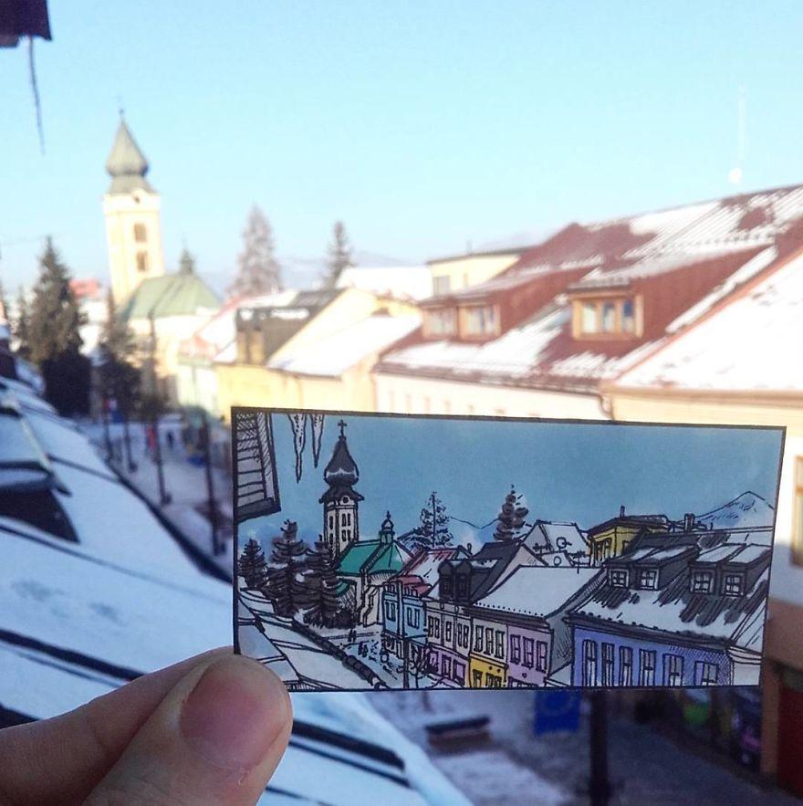 Липтовски-Микулаш, Словакия