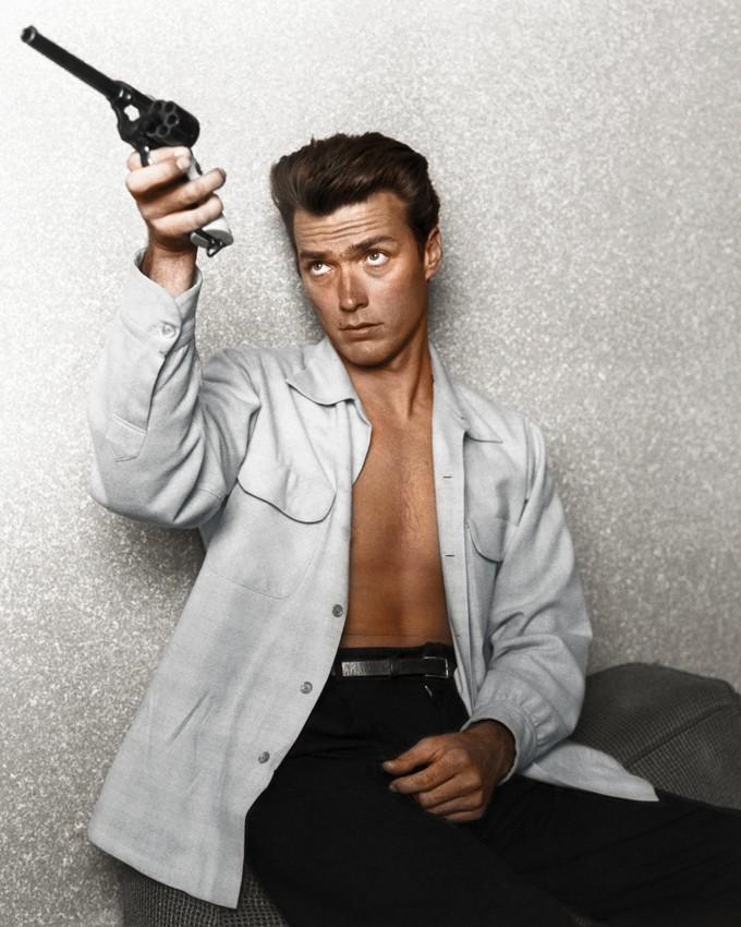 Клинт Иствуд. 1962 год