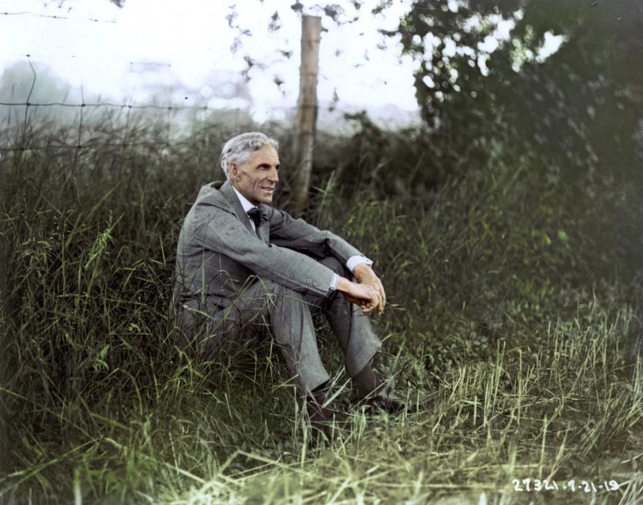 Генри Форд. 1919 год
