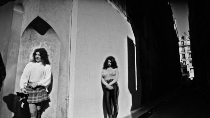 Улица Сен-Дени – сердце парижской проституции – в фото Массимо Сормонта