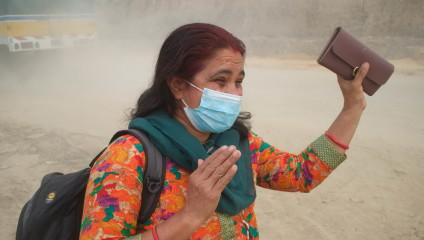 Добро или зло: бесконечное строительство в Катманду