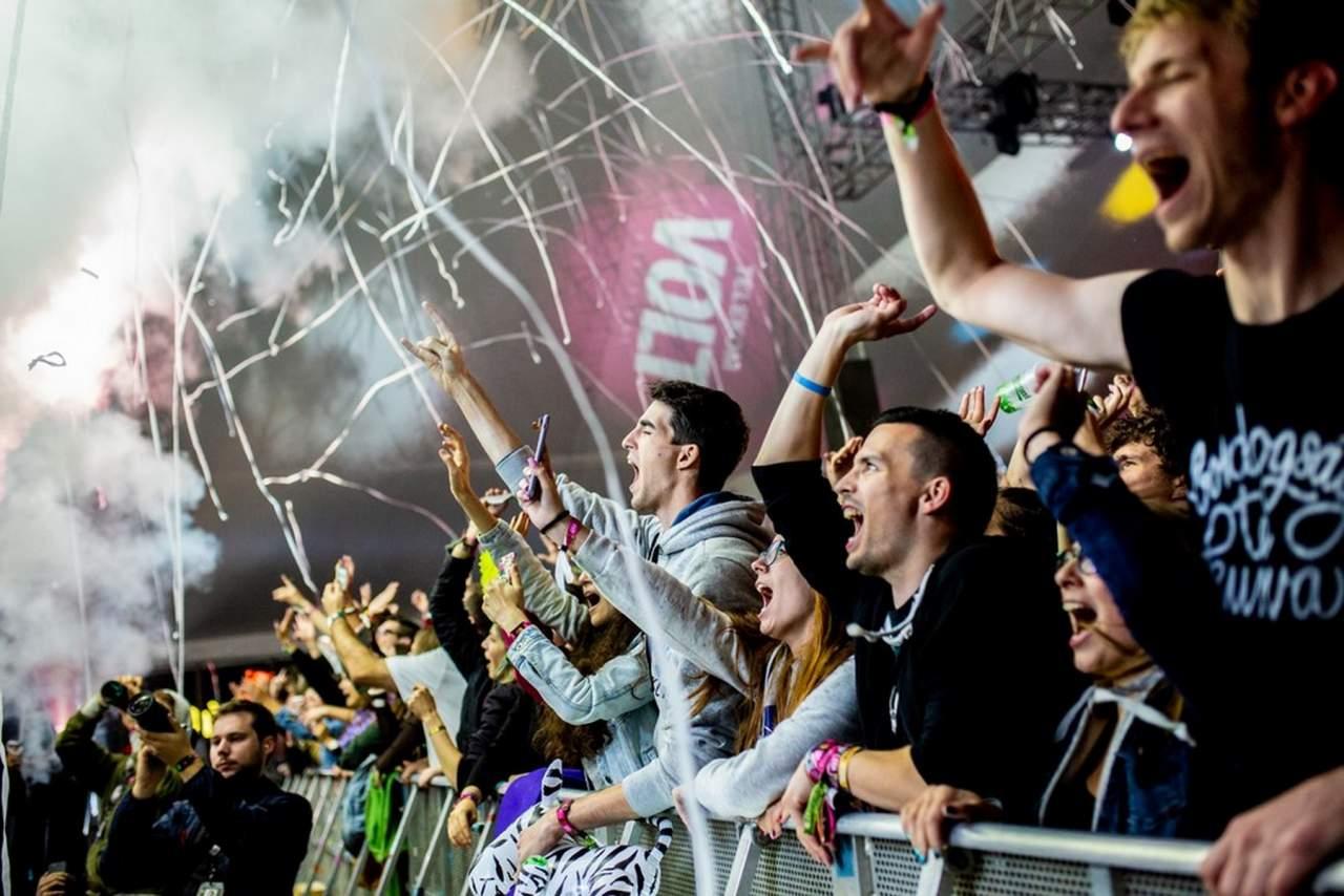 Снимки с одного из самых масштабных музыкальных фестивалей Volt