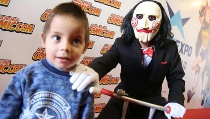 Comic Con-2018 в Аргентине (фотоотчет)