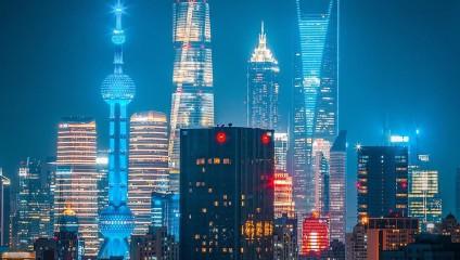 Жизнь Китая ночью: фотографии Виктора Чанга