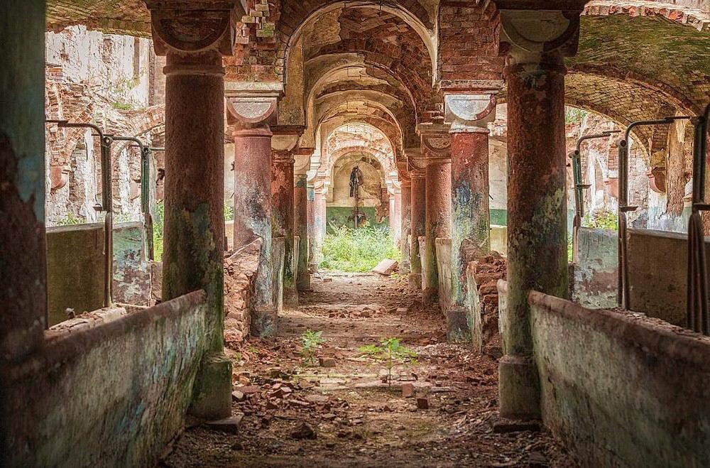 Очарование заброшенных мест в снимках Маркуса Канте