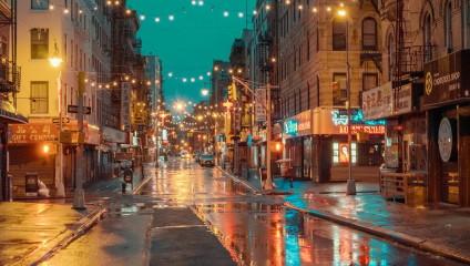 Нью-Йорк глазами фотографа Людвига Фавра