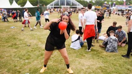 Британский музыкальный фестиваль Parklife: фотоотчет