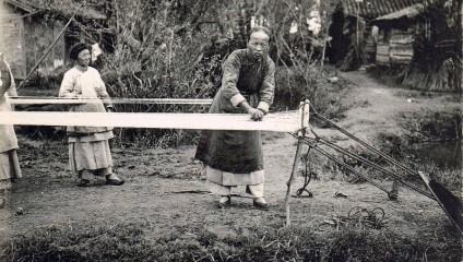 Жизнь Китая в фотографиях 1921 года